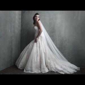 Allure Wedding Dress size 14